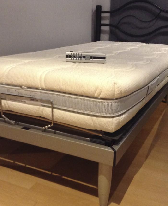Somier Dorelan Titanium + Regalo colchón